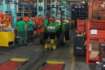 ביקור מרתק (ומפתיע!) במפעלי Goldoni – יצרנית הטרקטורים האיטלקית