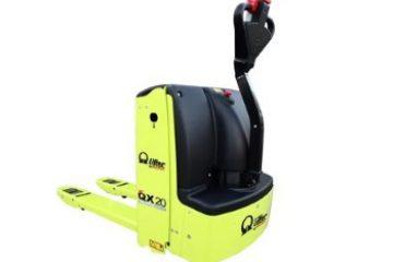 עגלת משטחים חשמלית דגם QX20